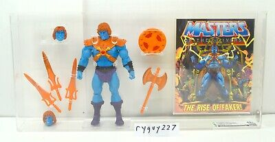 $295 • Buy MOTUC, Faker, Graded, Masters Of The Universe Classics, Ultimates, Complete