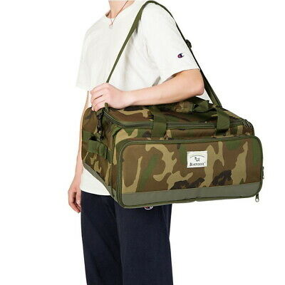 £44.31 • Buy Large Camouflage Travel Storage Bag Luggage Outdoor Camping Tote Shoulder Pack