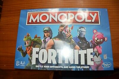 $19.99 • Buy NEW Monopoly Board Game Fortnite Edition