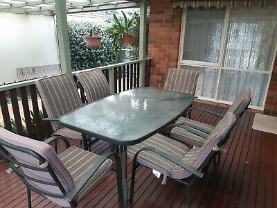AU50 • Buy Outdoor Dining Setting Used