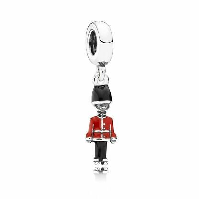 AU38 • Buy TOY SOLDIER 925 Sterling Silver Pandora Charm NEW Free Post 791513ENMX