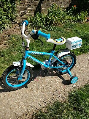 Apollo Kids Police Bike 14  Wheels • 6.70£