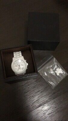 AU90 • Buy Michael Kors White Ceramic Watch