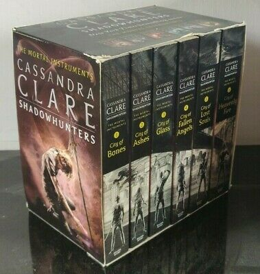 Cassandra Clare | The Mortal Instruments Shadowhunters 6 Book Collection • 18£