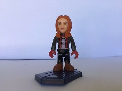 Doctor Who Action Figure Micro Character Building Amy Pond • 3.50£
