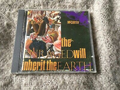 McCarthy Enraged Will Inherit The Earth CD Stereolab RARE • 12.99£