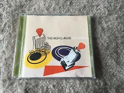 The High Llamas/Snowbug ( Vvr 1008978) CD Album STEREOLAB   • 3.99£