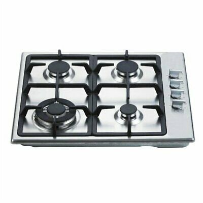 AU533.69 • Buy Everdure 60cm 4 Burner Gas Cooktop With Wok Ring