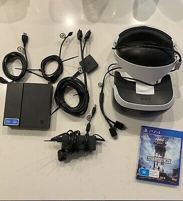 AU230 • Buy Sony PlayStation 4 VR Headset With Star Wars Battlefront