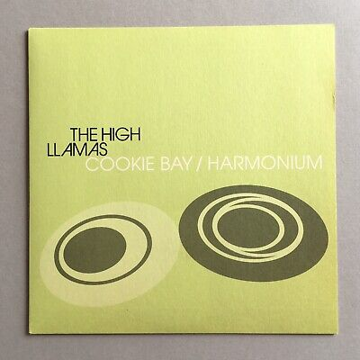 "The High Llamas (Stereolab) Cookie Bay/Harmonium Vinyl 7"" V2 ‎– VVR5009377 1999 • 9.99£"
