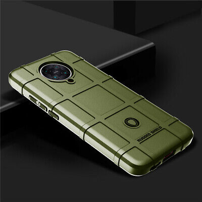 AU7.69 • Buy For Xiaomi POCO F2 Pro Case Shockproof Rugged Shield Armor Rubber Back Cover