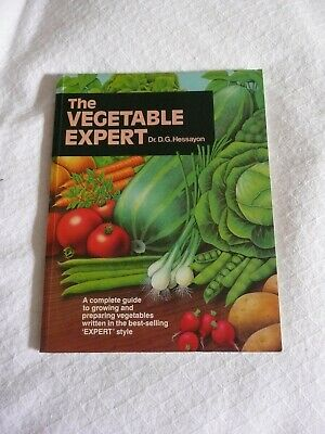 Dr D G Hessayon:  The Vegetable Expert • 6£