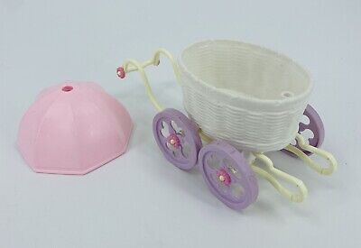 Vintage G1 My Little Pony MLP Hasbro Baby Buggy Carriage 1985 • 8.84£