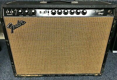 $ CDN1465.41 • Buy Vintage Fender Pro Reverb 2X12  40 Watt Guitar Amplifier.