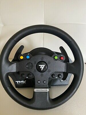 $120 • Buy Thrustmaster TMX Force Feedback Steering Wheel For Xbox One & PC