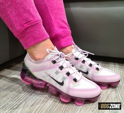 £79.99 • Buy Nike Air Vapormax 2019  Iced Lilac  (gs) (bv0062 001) Youth Trainers Uk 6