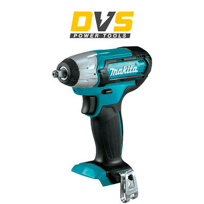 Makita TW140DZ 12V CXT Cordless Impact Wrench 3/8'' Body Only • 44.95£