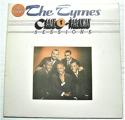 £4.30 • Buy The Tymes -CAMEO-PARKWAY SESSIONS -LP-Funk/Soul-London-HAU 8516- Near Mint