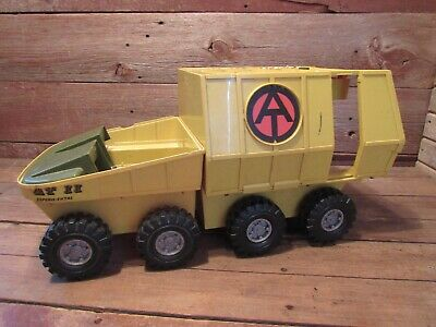$ CDN87.86 • Buy Vintage GI Joe Adventure Team AT II Experimental Mobile Support Vehicle - PARTS!