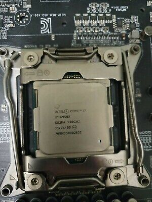 AU1400 • Buy I7 6950X X99 Carbon Pro Gaming CPU Mobo Combo