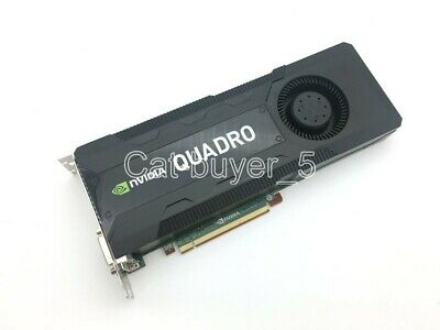 $ CDN391.42 • Buy NVIDIA Quadro K5000 4GB GDDR5 PCI-E DisplayPort DVI Professional Graphics Card