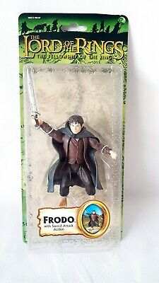 Lord Of The Rings Frodo Action Figure Toybiz  • 13£