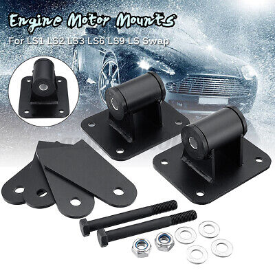 AU74.99 • Buy Engine Motor Mount Set For Chevrolet LS1 LS2 LS3 LS9 Conversion Swaps Universal