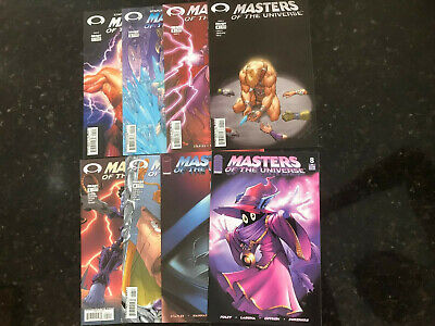 $59.99 • Buy Masters Of The Universe 1-8 Set (Image) NM
