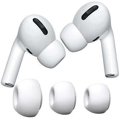 $ CDN7.54 • Buy For Apple Airpods Pro 3 Silicone Ear Tips Buds Replacement Accessories Cover