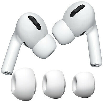 $ CDN7.56 • Buy For Apple Airpods Pro 3 Silicone Ear Tips Buds Replacement Accessories Cover