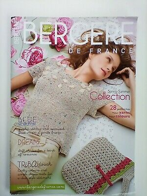 Bergere De France-Ladies Summer Collection-Knitting Patterns Plus Larger Sizes • 4.50£
