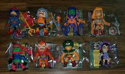 $89.50 • Buy Loyal Subjects Masters Of The Universe 8 Figure Lot (Evil Lyn)