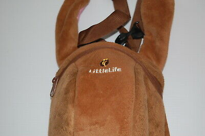 Littlelife Rabbit Hare Toddler Daysack Reins With Grab Handle • 5.50£