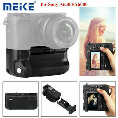 AU63.68 • Buy Meike Professional Veitical Battery Grip For Sony A6300/a6000 DSLR Replacement