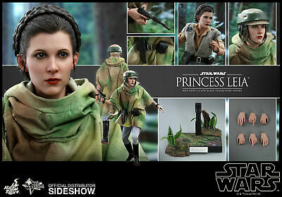 $249.99 • Buy Hot Toys Star Wars ENDOR PRINCESS LEIA 1/6 Return Of The Jedi ROTJ MMS549