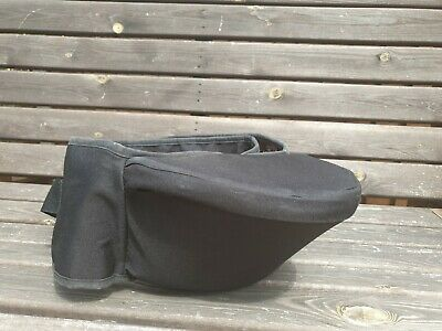 HIPPYCHICK HIPSEAT BABY CARRIER Black Hippy Chick Hip Seat 6mts-3yrs(Pre-owned) • 22£