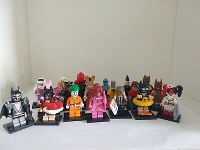 Lego Batman Movie Series 1 Collectable Minifigures - Select Your Character • 3.79£