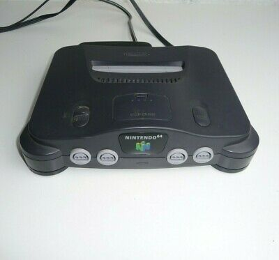 $ CDN119.99 • Buy Nintendo 64 N64 Grey Console NUS-001(USA) W/Cables Jumper Pack Tested