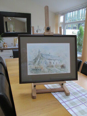 FRAMED PRINT SIGNED BY JOHN HASSALL LIMITED EDITION No 847 • 29.95£
