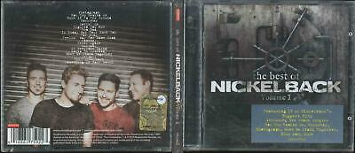 Nickelback The Best Of Volume 1 2013 Roadrunner Records Rr75922 Cd Nuovo Sigilla • 6.83£