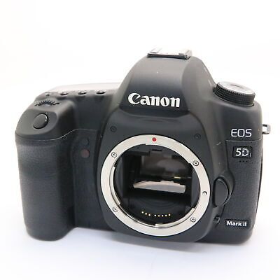 $ CDN888.73 • Buy Canon EOS 5D Mark II 21.1MP Digital SLR Camera Body #146