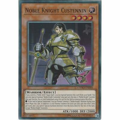 CYHO-EN088 Noble Knight Custennin Unlimited Super Rare YuGiOh Trading Card Game • 1.20£