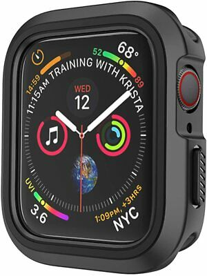 $ CDN7.83 • Buy For Apple Watch IWatch Series 6/5/4/3/2/1 Heavy Duty Bumper Case 38 40 42 44mm
