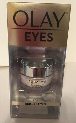 AU21.89 • Buy Olay Eyes Moisture, Visibly Reduces Fine Lines 5ml Cream New In Box