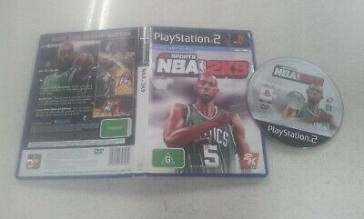 AU11.99 • Buy NBA 2K9 PS2 Game Used PAL Region