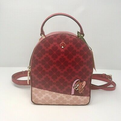 $ CDN184.53 • Buy NWT Kate Spade Tom And Jerry Convertible Backpack