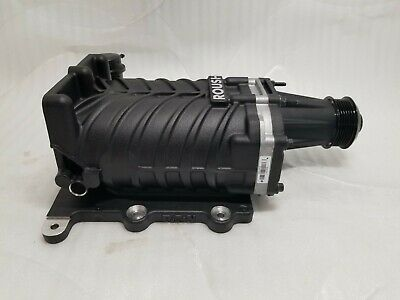 $3495 • Buy Brand New Roush Black M90 Mustang Supercharger R07050086-13-AC