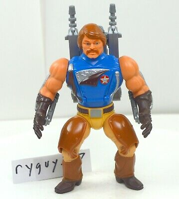 $105 • Buy MOTU, Rio Blast, Masters Of The Universe, Figure, Complete With Guns, He Man