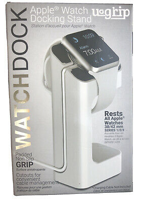 $ CDN19.99 • Buy Apple Watch Charging Dock Cradle No More Scratches!! Series 1 2 3  38 / 42mmNEW!