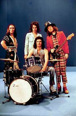 OLD MUSIC PHOTO Don Powell Dave Hill Jim Lea Noddy Holder Slade • 4.63£